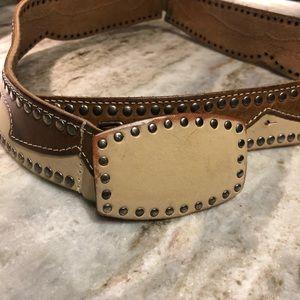 Linea Pelle Vintage Belt
